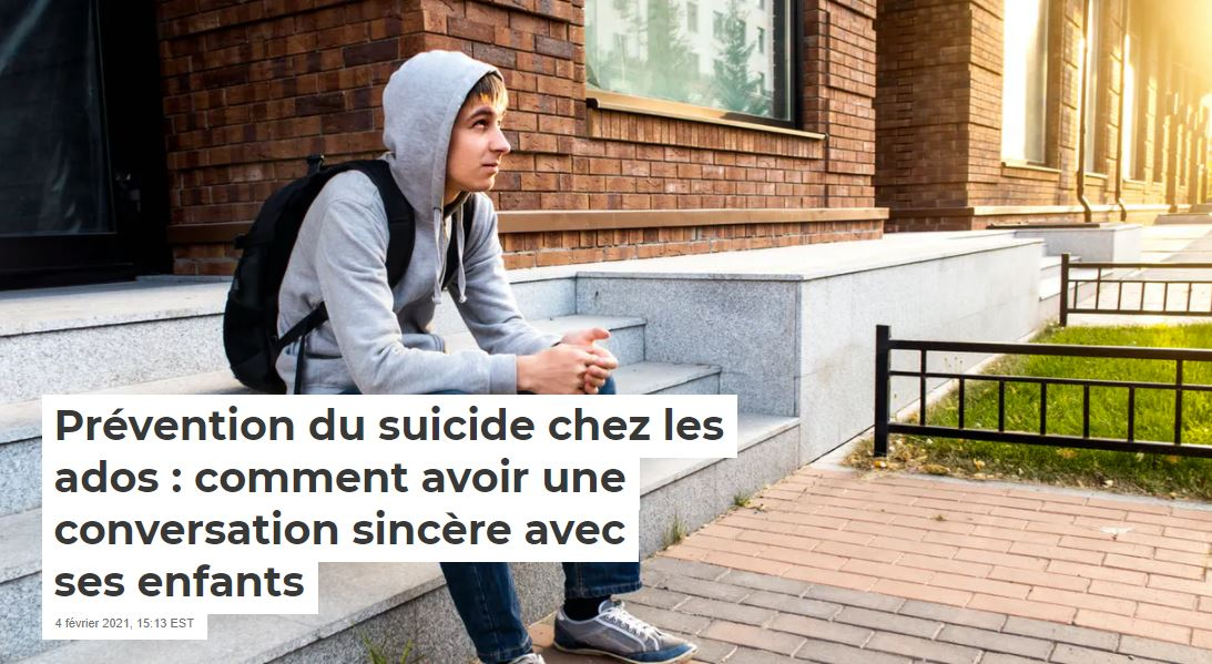 Teen suicide prevention during COVID-19: How parents and kids can have honest and safe conversations